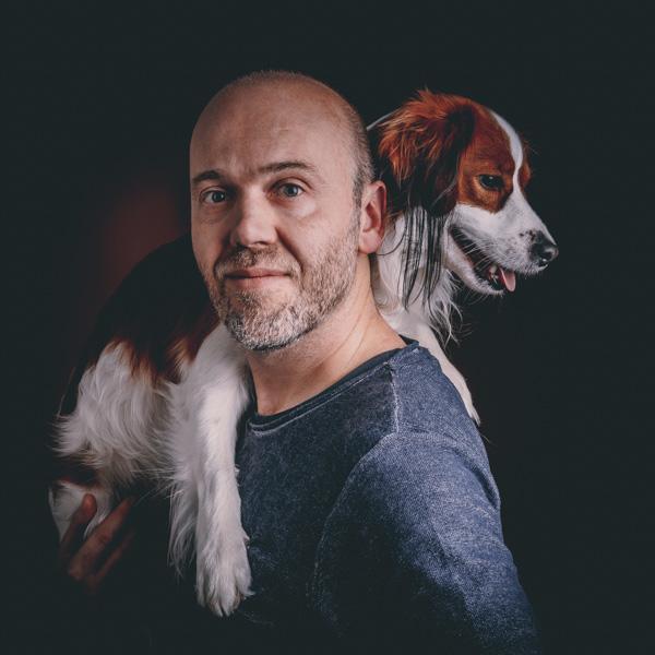 zelfportret dierenfotograaf